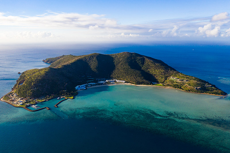 Tourism Events Queensland Hayman Island