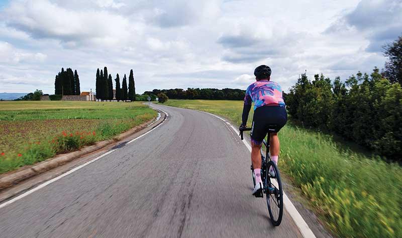 cycling girona spain image sam aldenton
