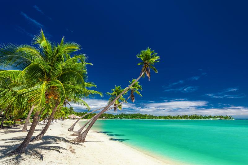 Fiji beach escapes