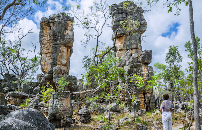 Australia's Best Hikes - Lost City in Litchfield National Park
