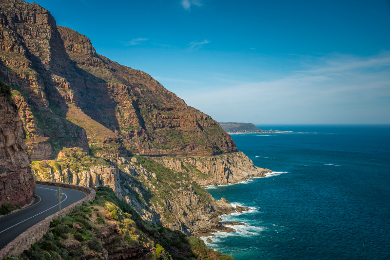 chapman's peak drive, south africa