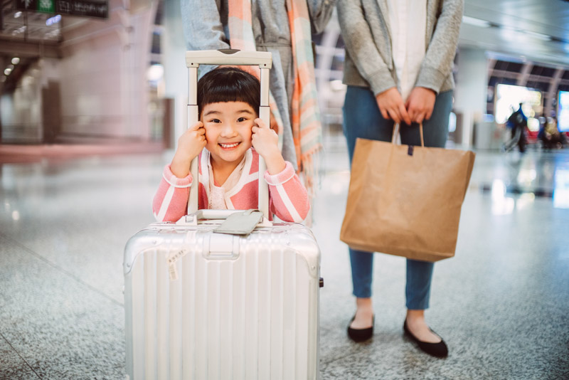 get kids involved in holiday planning