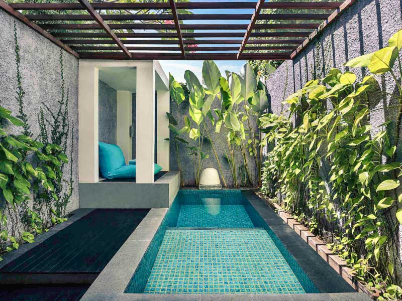 Mercure Bali pool villa