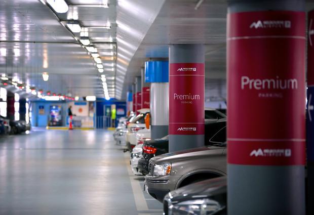 Melbourne Airport Premium Parking