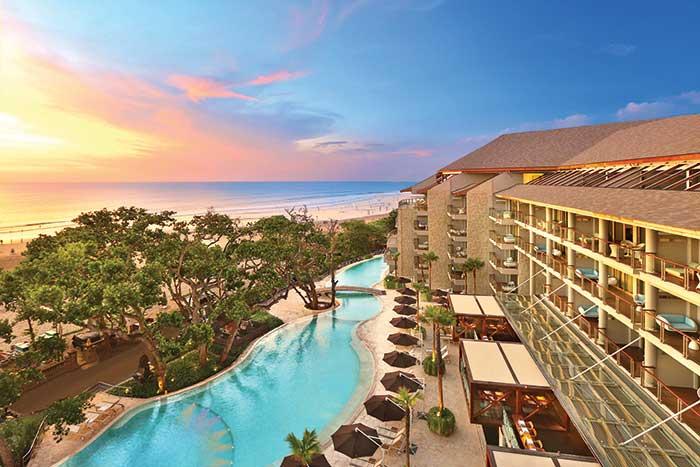 Double Six luxury hotel seminyak
