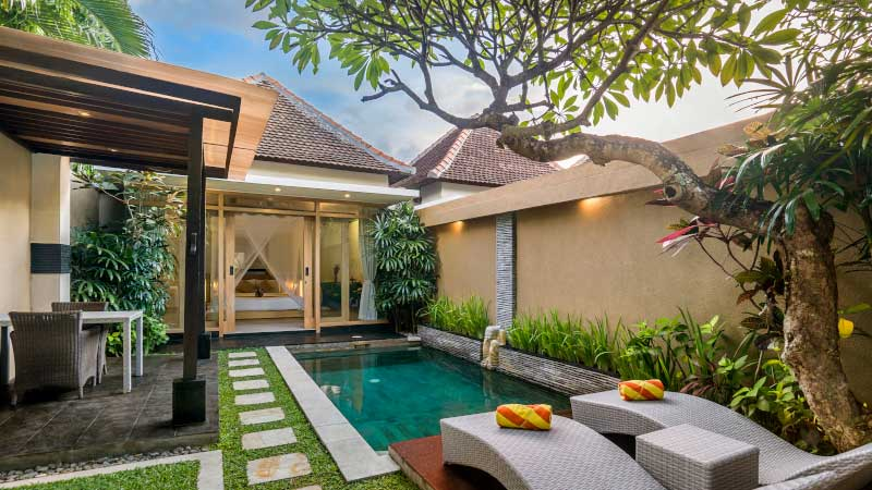 Tony's villas and resort seminyak