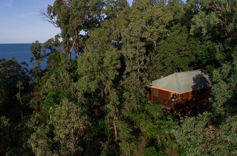 Thala Beach Nature Reserve Tropical North Queensland